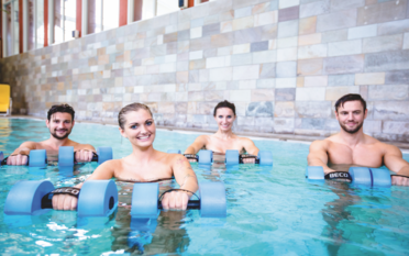 Aqua Fitness Freundeskreis